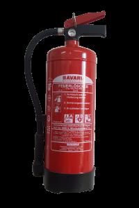 Bavaria Phonix 6 Mano Pulver Dauerdruck Feuerlöscher