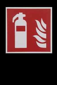 Beschilderung Feuerlöscher